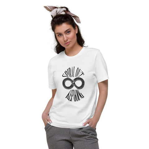 Spiral Out Ladies Unisex Tee