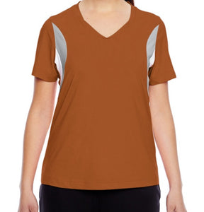 Burnt Orange Ladies Jerseys