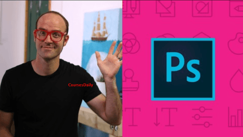 C076 - Adobe Photoshop CC – Essentials Training Course