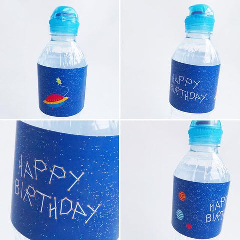 Space Water Bottles