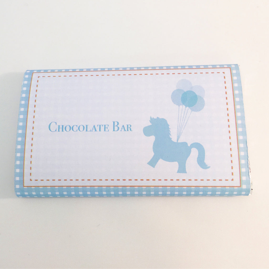 Pony Chocolate Bars - Pk 5