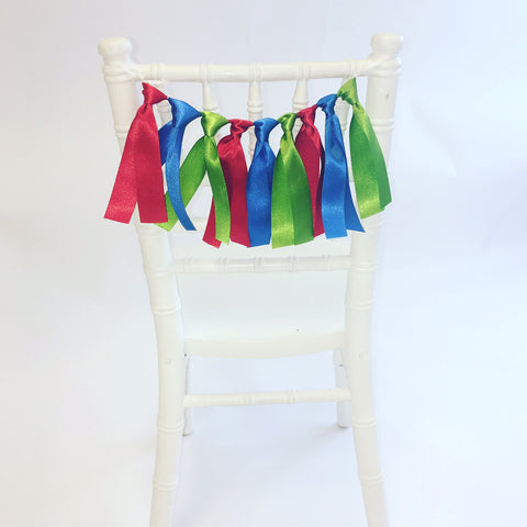 Space Ribbon Chair Back