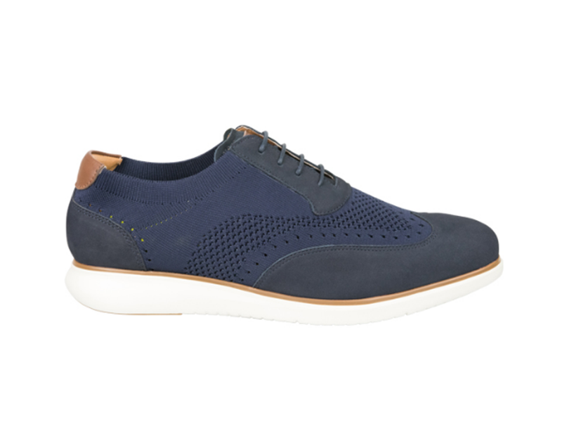 Fuel Knit Wingtip Derby