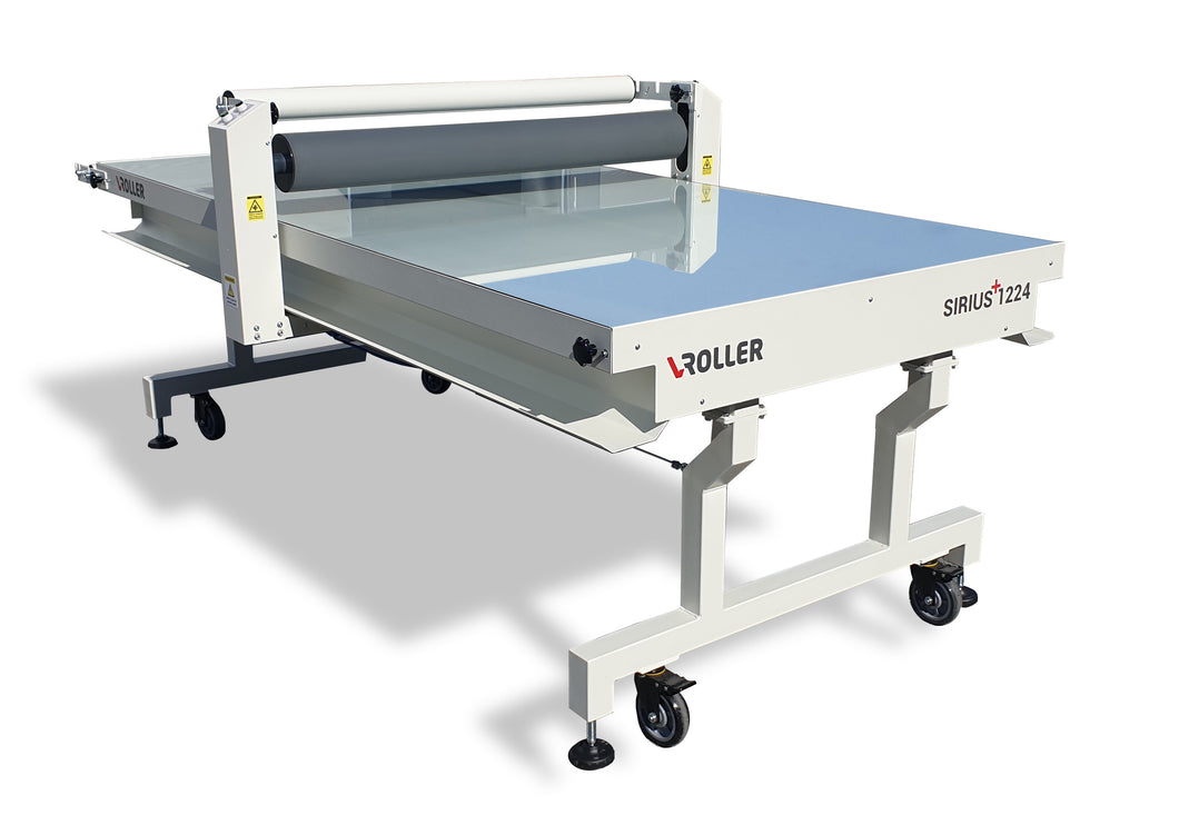 Sirius PLUS 1224 - Vroller Flatbed Applicator Store