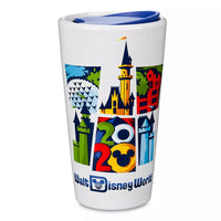 2020 Walt Disney World Ceramic Travel Tumbler