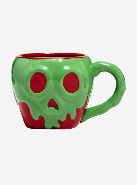 Snow White's Color Changing Poison Apple Mug