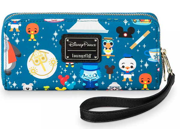 Disney Parks Minis Loungefly Wallet