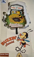 Spike the Bee Garden Stake from 2020 Flower and Garden Festival