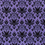 Haunted Mansion Tote Haute Couture Collection by Loungefly