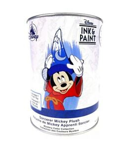 Ink & Paint Mystery Color Mickey Plush in a Tin