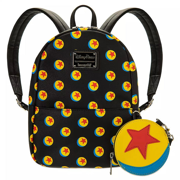 Loungefly DIsney Pixar Ball Mini Backpack