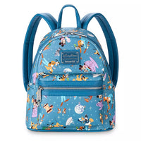 Loungefly Mickey and Friends Mini Backpack