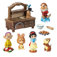 Snow White Animators' Collection Little Snow White Mini Set