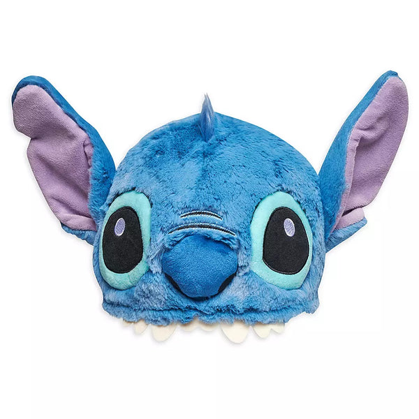 Stitch Plush Ear Hat for Adults