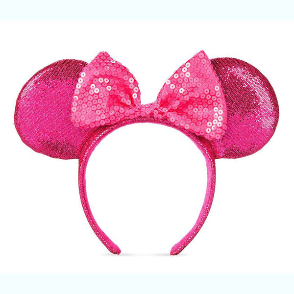 Disney imagination Pink Sequin Ears