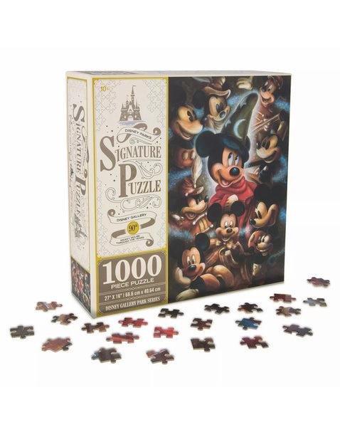 Disney Signature Puzzle Sorcerer Mickey