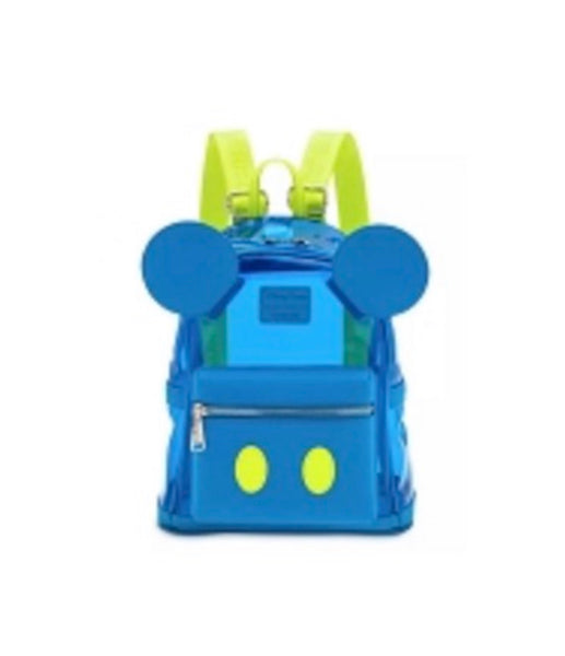 Loungefly Mickey Neon Blue