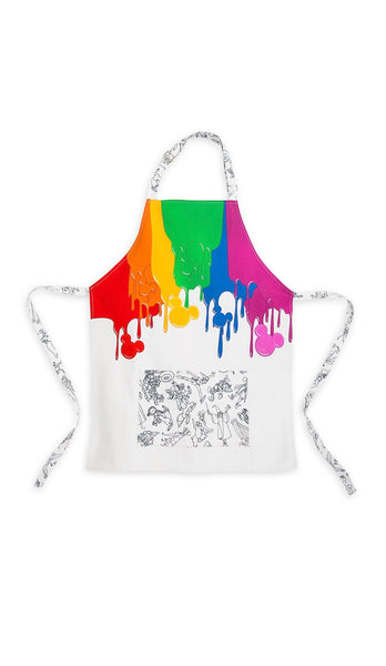 Disney Ink and Paint Apron for kids