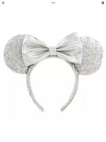 Minnie Ear Headband Cinderella Magic Mirror Ears