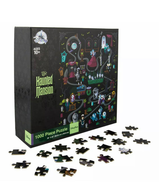 Disney Haunted Mansion Puzzle