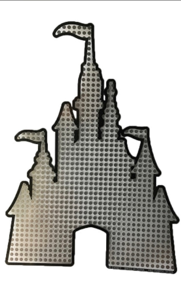 Cinderella's Castle Window Decal