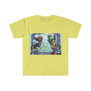 Streets of San Francisco by LCS - Bode's Wunderland T-shirt