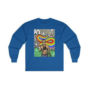 Aquaboogie - Haring Long Sleeve T-shirt
