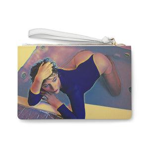 DeVineFocus - Betty Blue Clutch