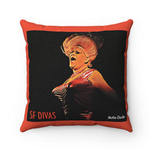 Load image into Gallery viewer, SF DIVAS - Mutha Chucka Pillow