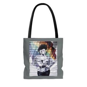Streets of San Francisco by LCS - Juanita MORE's SF PRIDE Tote