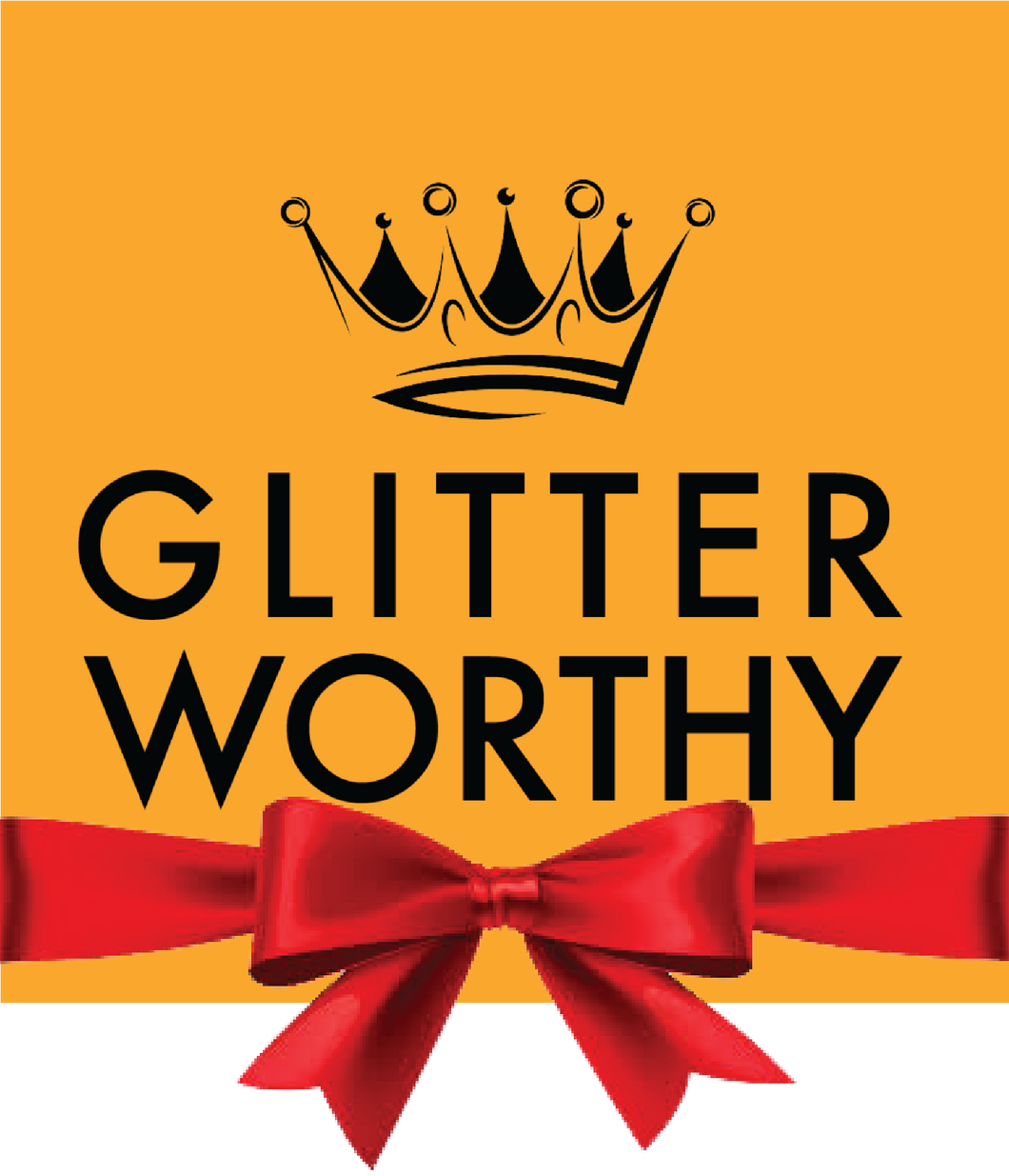GLITTER WORTHY GIFT CARDS