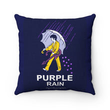 Load image into Gallery viewer, Aquaboogie - Purple Rain Pillow