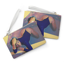 Load image into Gallery viewer, DeVineFocus - Betty Blue Clutch