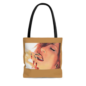 DeVineFocus - Anticipation Tote