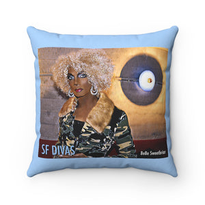 SF DIVAS - BeBe Sweetbriar Pillow