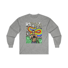 Load image into Gallery viewer, Aquaboogie - Haring Long Sleeve T-shirt