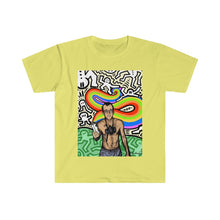 Load image into Gallery viewer, Aquaboogie - Haring T-shirt
