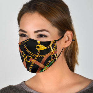 Glam Face Mask