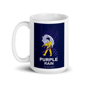 Aquaboogie - Purple Rain Mug