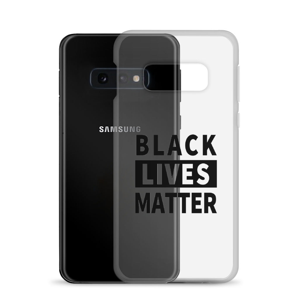Black Lives Matter Samsung Case