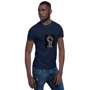 Say Their Names Fist BLM Men's T-Shirt