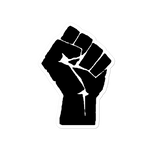 Load image into Gallery viewer, Black Lives Matter Fist Sticker