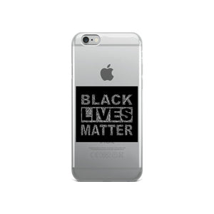 BLM 'Say Their Names' iPhone Case