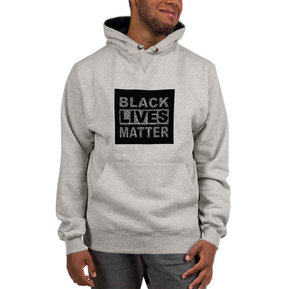 Say Their Names BLM Men's Champion Hoodie