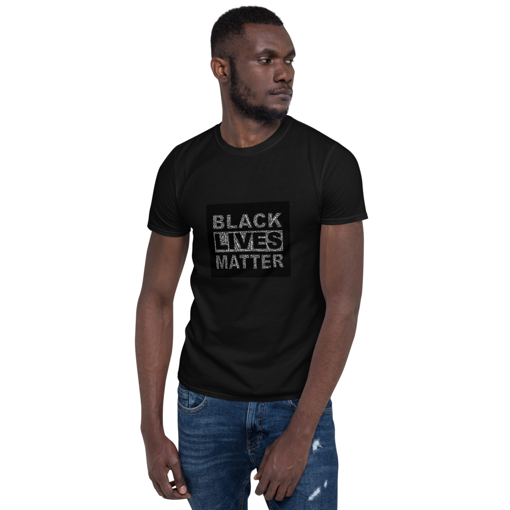 Say Their Names BLM Men's T-Shirt