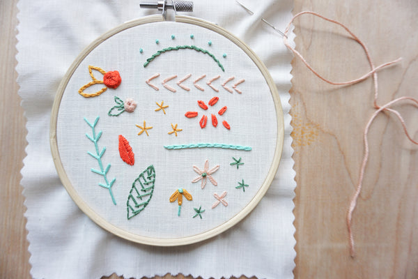 VIRTUAL WORKSHOP 2/6: Next Level Embroidery