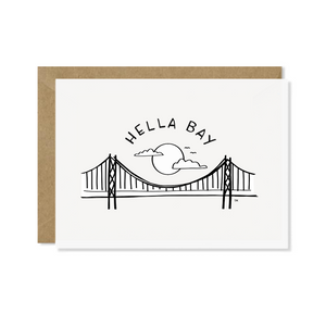 Hella Bay Card