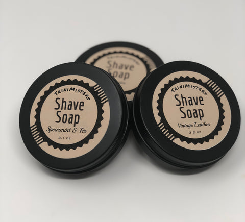 Clarifying Shave Soap