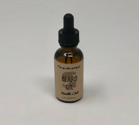 Hydrating Beard Oil