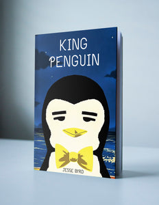 King Penguin - by Jesse Byrd